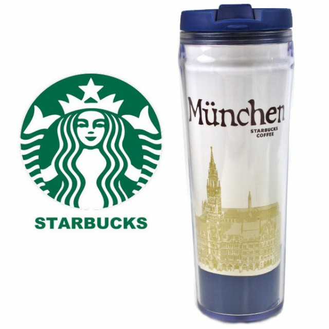 Starbucks Tumbler Tall 12oz Munchen