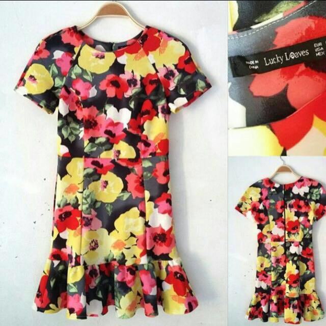Summer Dress Flower #FLG