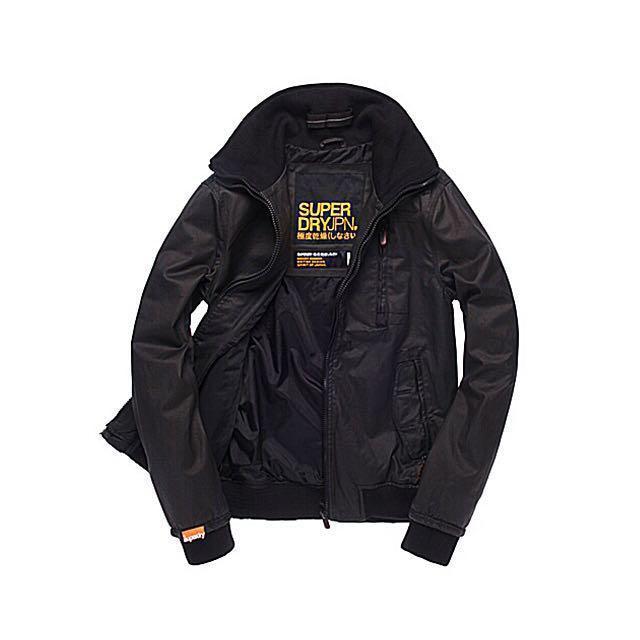 SuperDry Moody Bomber Women's Jacket