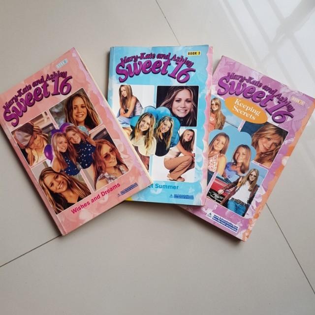 Sweet Sixteen (Olsen Twins)