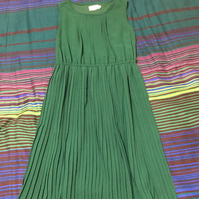 TANGO Pleated Dress