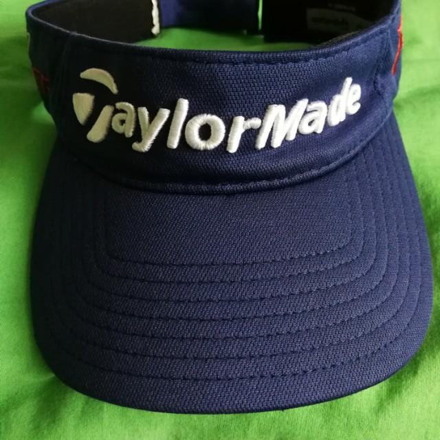74301984f50 TaylorMade golf visor