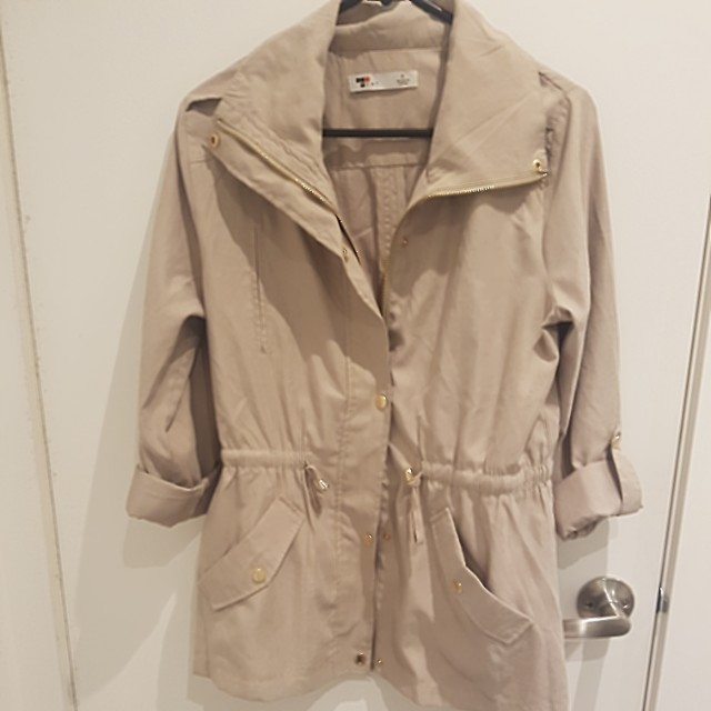 Temt anorak jacket - size 8