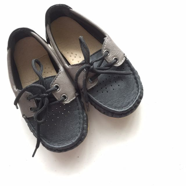 Toddler driving shoes