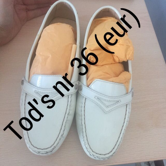 Tod's shoes size 36