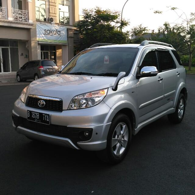 Toyota Rush S TRD Sportivo Limited 2013 2014AT TDp 20jt Siap Di Gas Cars For Sale On Carousell