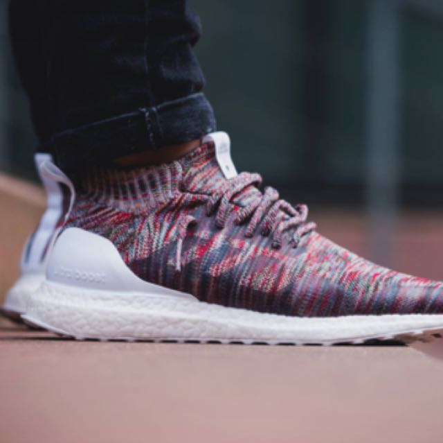 Adidas Ultra Boost Mid 1.0 x Kith Ronnie Fieg Aspen Pack UK 8.5 US 9