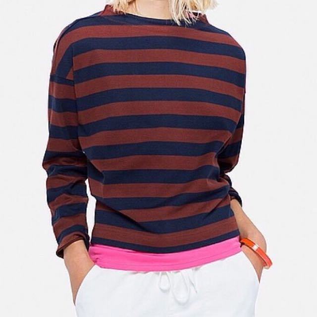 Uniqlo Stripes Top