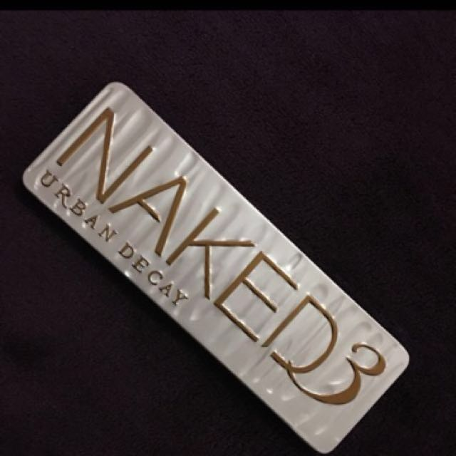 Urban Decay Naked Pallet 3
