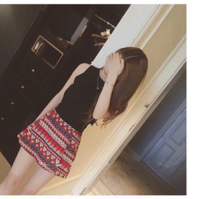 Vintage skirt.