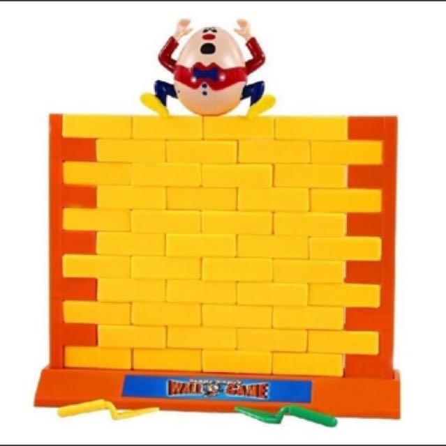 雞蛋先生推牆遊戲Wall game
