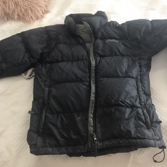 Women's 12 Kathmandu puffer jacket