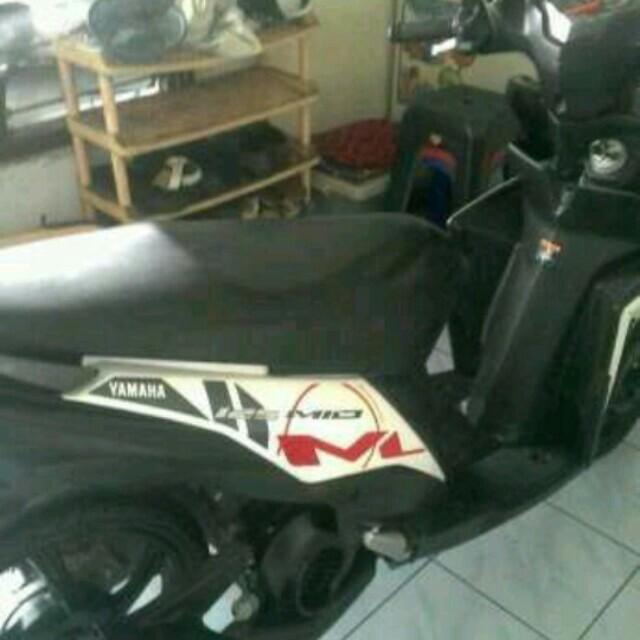 Yamaha. Mio m125 thn 2015