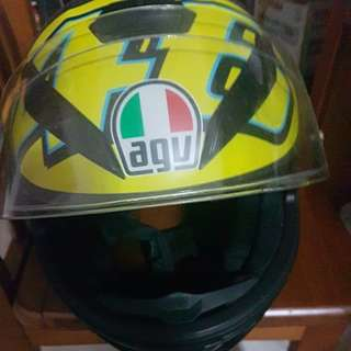 AGV 46 K3 helmet