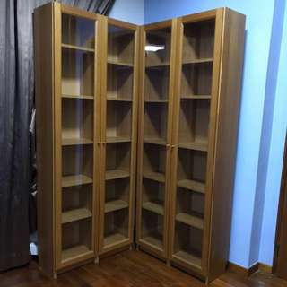 Book Cabinet (2 Units )