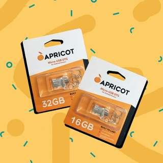 Apricot Micro-USB OTG for Android Devices
