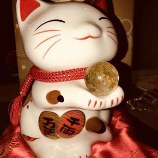 BN FORTUNE LUCKY CAT