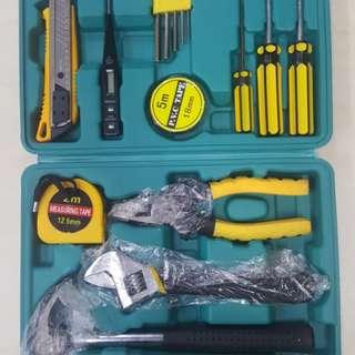 🚚 全新工具組