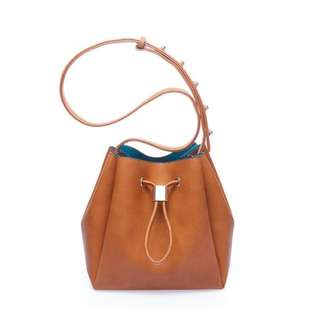 Buckie (Brown) from Zalora by Sometime Asian Designer