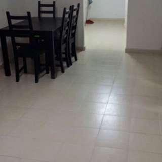 2 Room Flat For Rental
