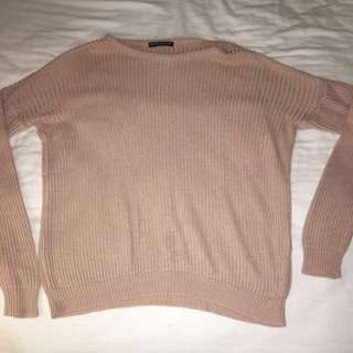REDUCED Brandy Melville knit sweater