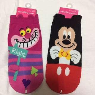 東京海洋迪士尼襪子