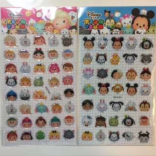 Tsum Tsum and Emoji Stickers