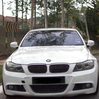 BMW 325i M-Sport 2008