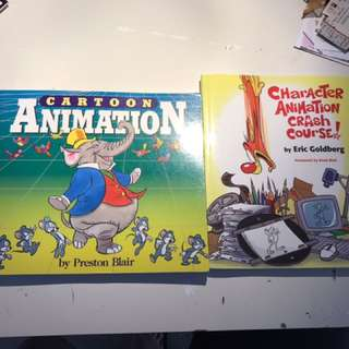 Learn to animate books