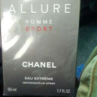 Allure sport by Chanel eau extreme