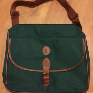 Vintage Polo Travel Bag - in excellent condition