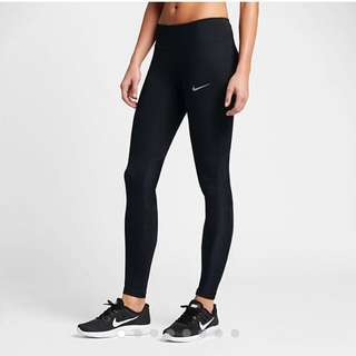 Nike full length compression leggings