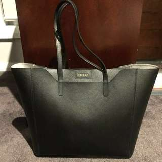 Brand New Authentic Furla Tote Onyx