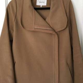Aritzia Babaton Cormac coat sz small