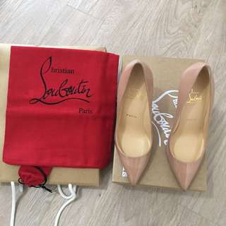 AUTHENTIC Christian Louboutins Pigalle *New*