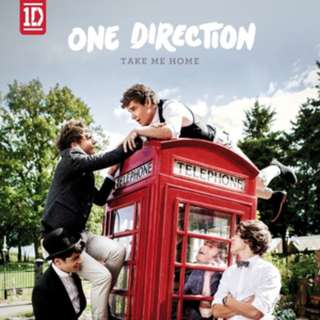 Take Me Home (2012) (CD) - One Direction