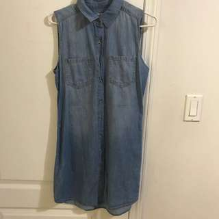 **Reduced**Denim Dress
