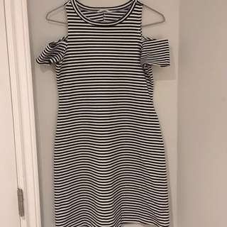 Zara Striped Dress (S)
