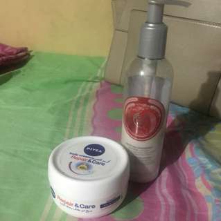 Nivea & Body Shop Bundle