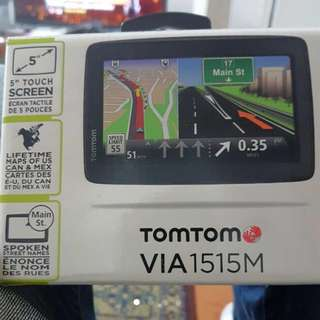 ‼️‼️GPS with LIFETIME maps of US CANADA AND MEXICO 5' color touch screen ‼️
