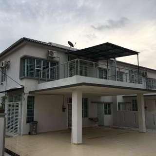 Homestay Melaka (4 aircond rooms)