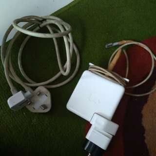 Macbook pro MagSafe adapter 85W