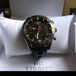 New Tissot PRS 516 Chronograph