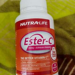 Nutralife Ester C