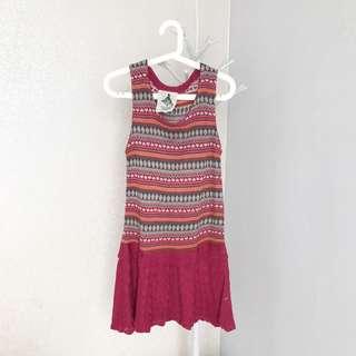 Baju Pink import