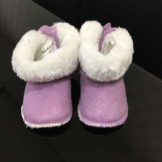 H&M baby boots for winter