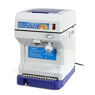 Bingsu ice crusher