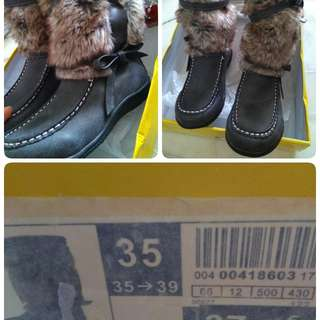 Winter boot size 35