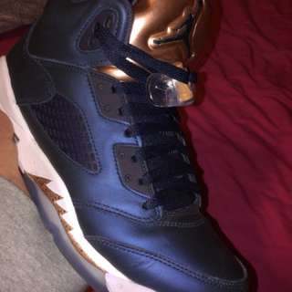 "Jordan 5 ""Bronze"""