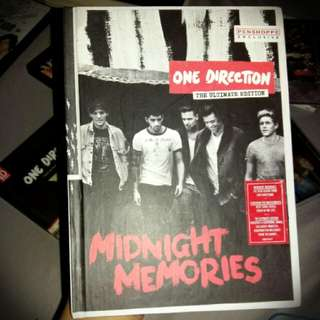 One Direction: Midnight Memories (Penshoppe Exclusive)